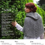 Table of Contents - Jane Austen Knits 2011