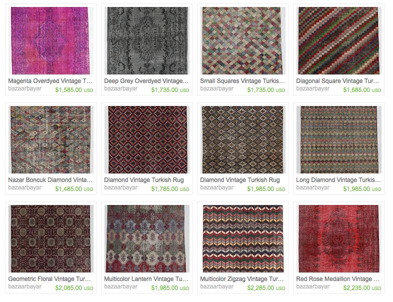 Etsy Carpets 4