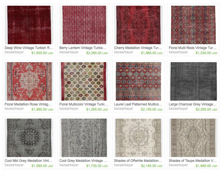 Etsy Carpets 5