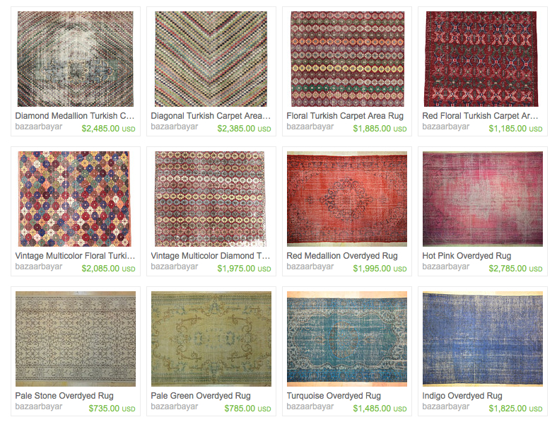 Etsy Carpets 8