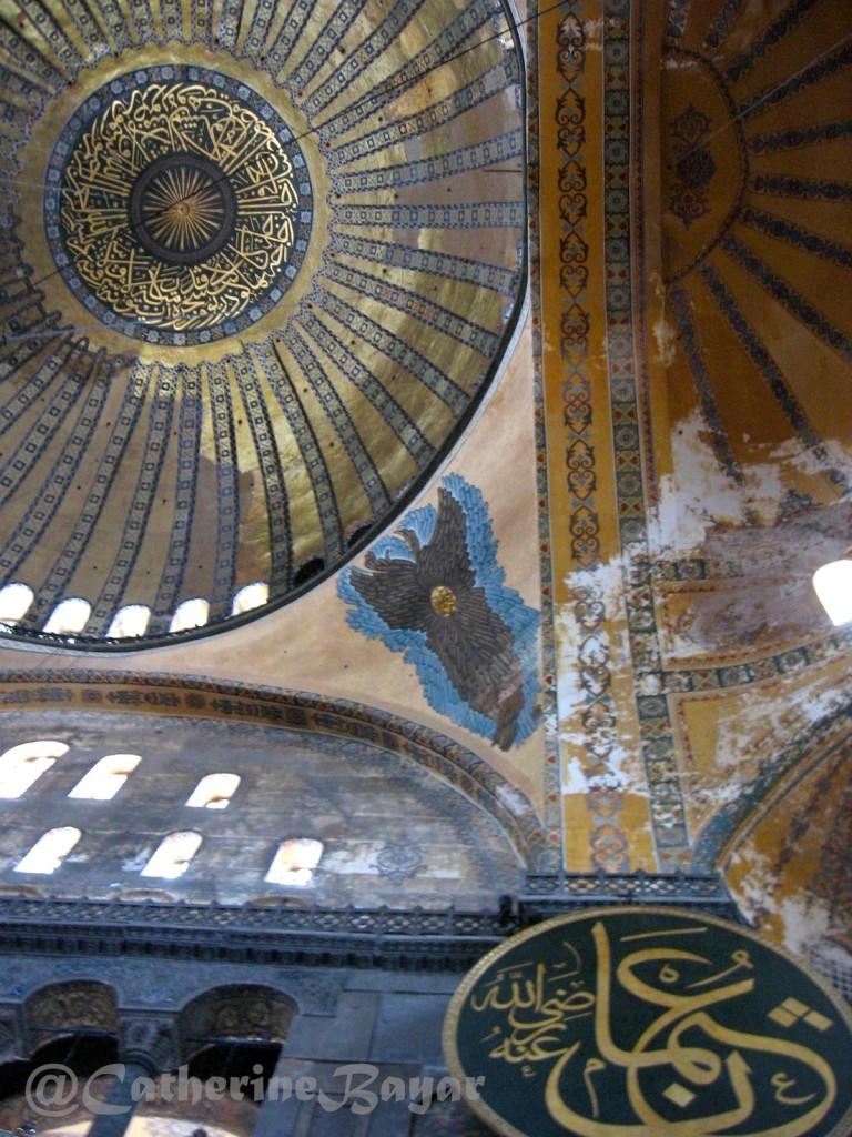 Hagia Sophia Circles