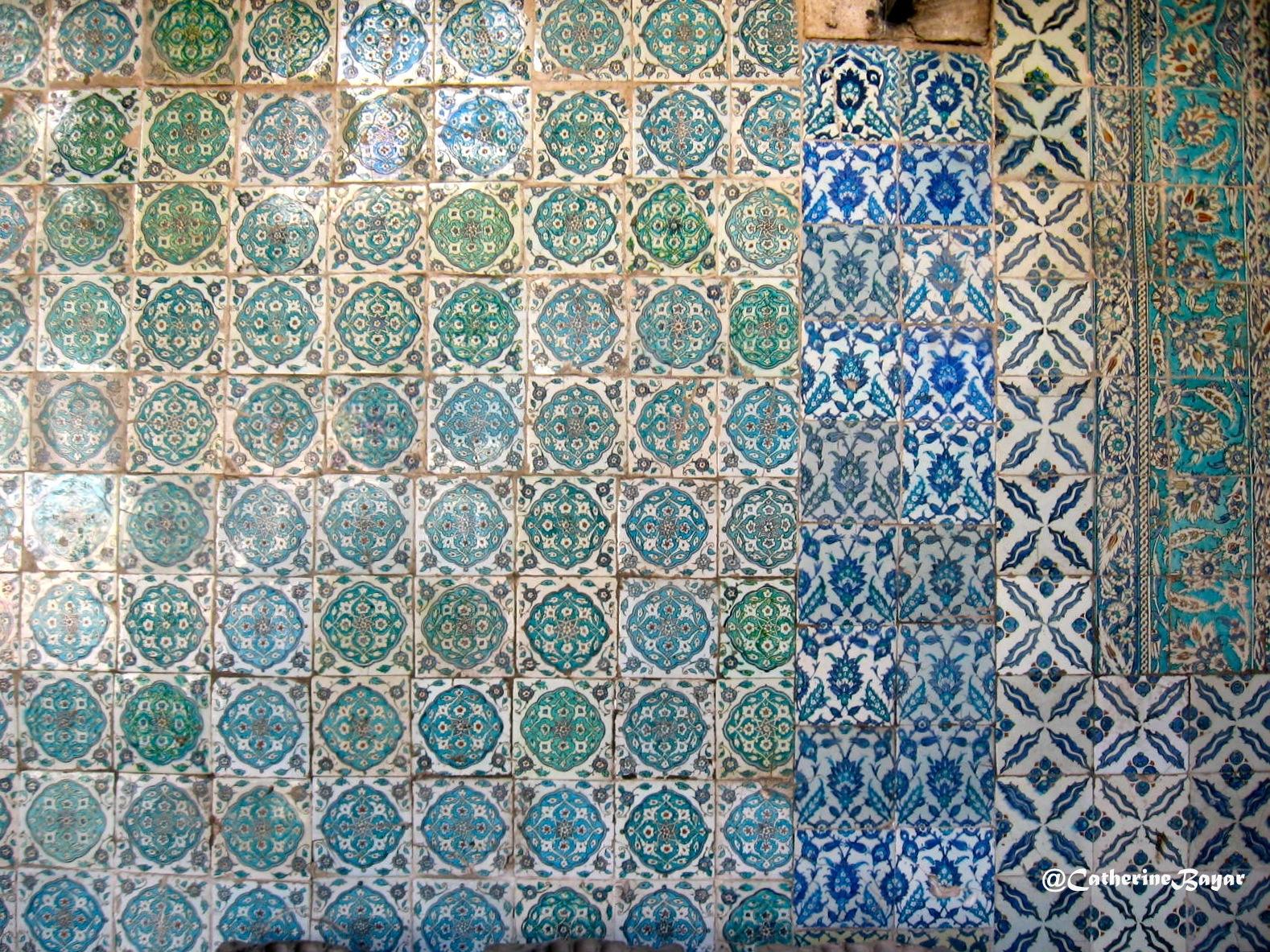 Mosaic Tile As Interior Elements : Mosaic Tile As Interior Elements » Home Design 2017