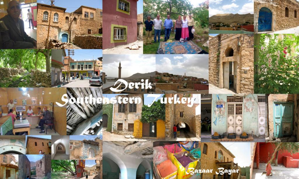 Derik, Mardin Province, Southeastern Turkey