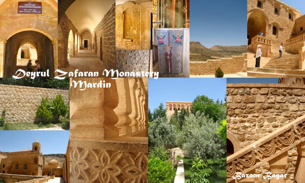 Deyrul Zafaran Mardin