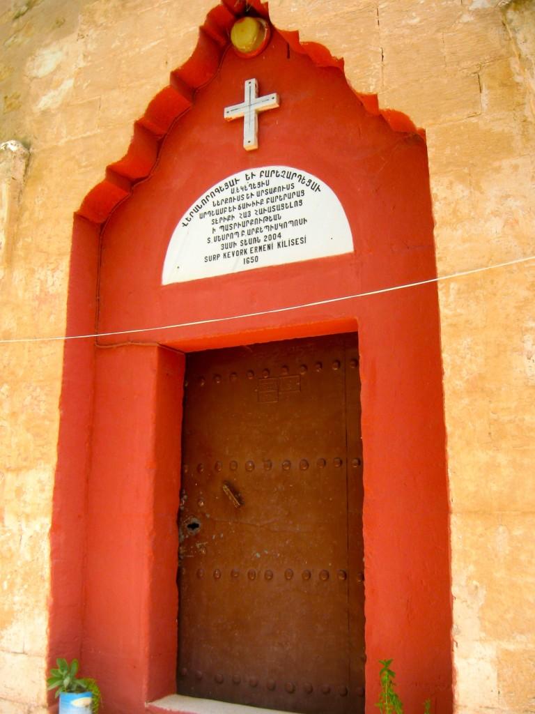 Surp Kevork Ermeni Kilisesi 1650, restored 2004