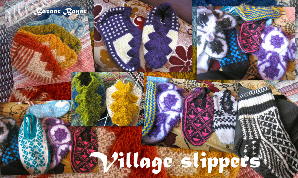 Village slippers