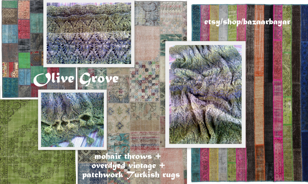6 Olive Grove plus rugs